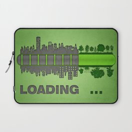 save the nature Laptop Sleeve