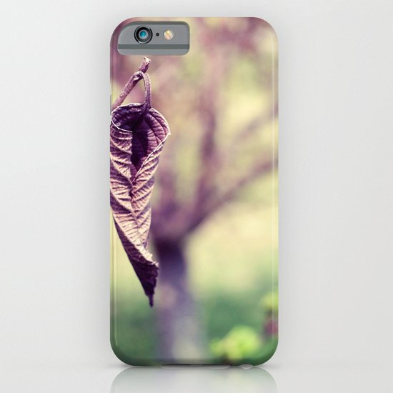 Loneleaf iPhone & iPod Case
