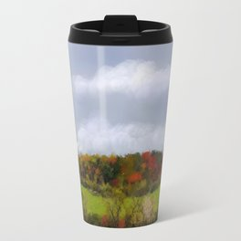 Electric Skies Travel Mug