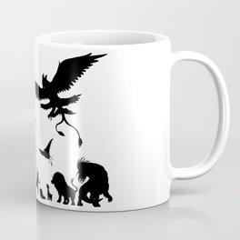 Case Full of Creatures Coffee Mug