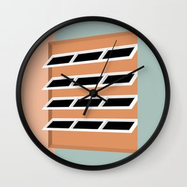 D1 Wall Clock