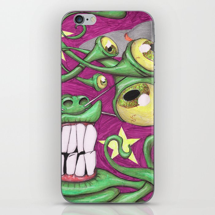Invasion Phreak iPhone Skin