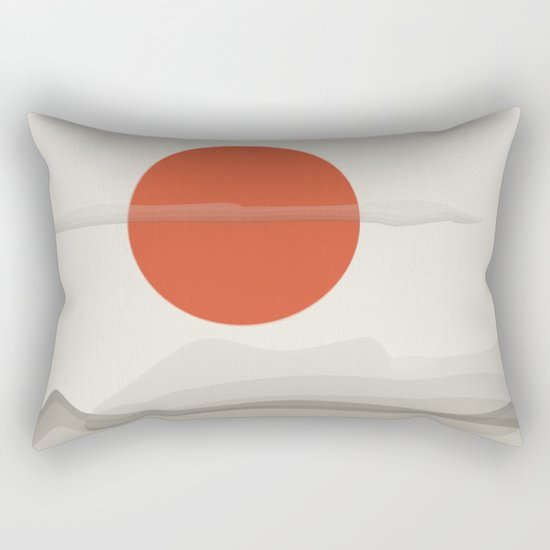 On Mars Rectangular Pillow