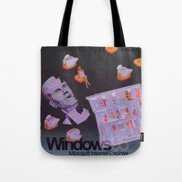 †Ɍïɭɭ 95 Tote Bag