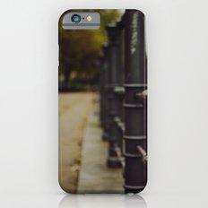 Autumn in the city iPhone 6s Slim Case