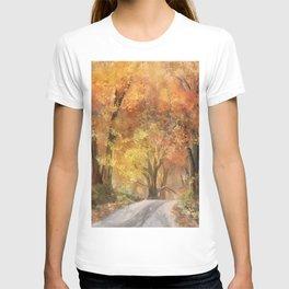 Autumn's Glow T-shirt
