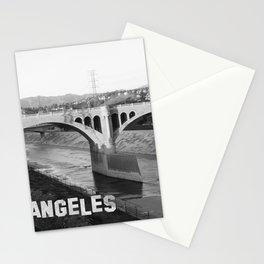Los Angeles River Bridge Photoshot Stationery Cards