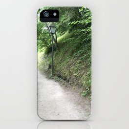 Church on Lake Bled iPhone Case