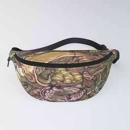 imaginations of mind Fanny Pack