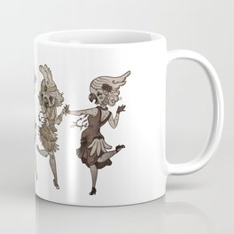 Let's party flappers! Coffee Mug