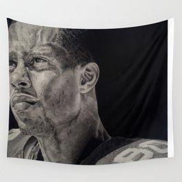 Victor Cruz Drawing Wall Tapestry