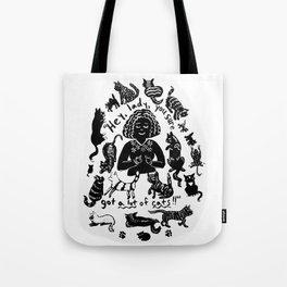 Hey, lady! Tote Bag