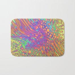 Bright Explosion Bath Mat