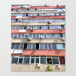 Bucharest #2 Canvas Print