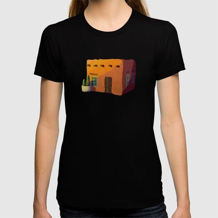 Adobe Cottage T-shirt