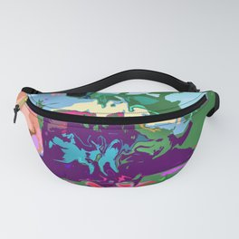 colorge feeling Fanny Pack