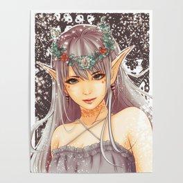 Elf-chan Poster