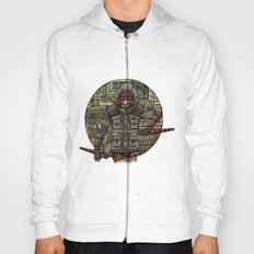 The Tiger and Concrete Jungle Hoody