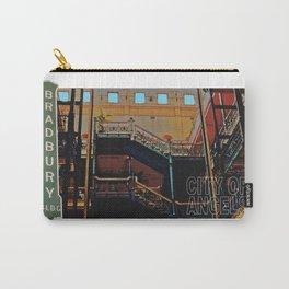 Bradbury Building Carry-All Pouch