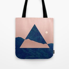 Triangle - Opposite Tote Bag