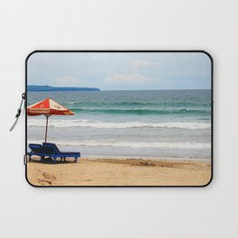 Bali - Beach Chairs Laptop Sleeve