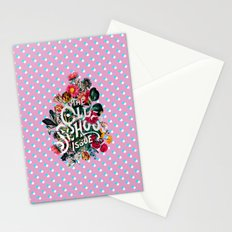 The Old School Stationery Cards