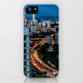 KL City iPhone Case