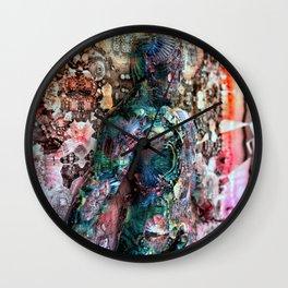 Interreflection Wall Clock