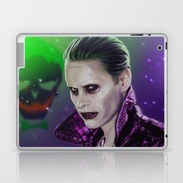 Joker (Jared leto) Laptop & iPad Skin