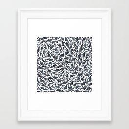 Whale, Orca Framed Art Print