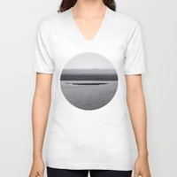 iceland V-neck T-shirts featuring Iceland by Mara Brioni Art Photography