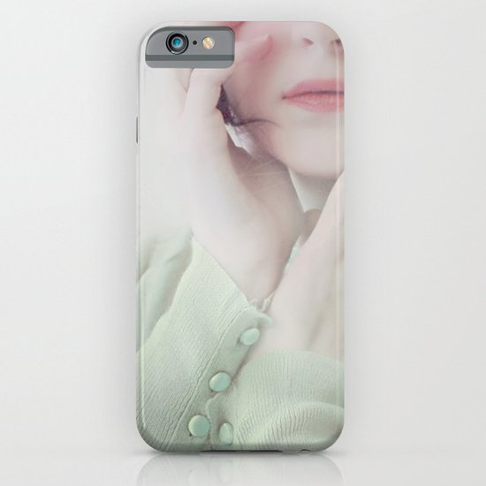 Marie iPhone & iPod Case