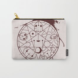 PENTACUTIES Carry-All Pouch