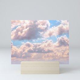 Pretty Sky Mini Art Print