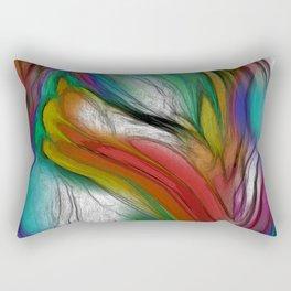 EMERGING TULIP Rectangular Pillow