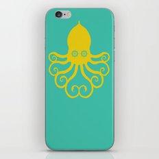 The Kraken Encounter iPhone Skin