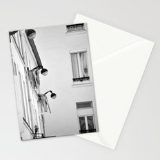 Paris, architecture and day to day life Stationery Cards