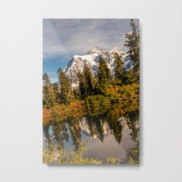 Mt Shuksan 3 Metal Print