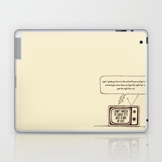 indy kidz Laptop & iPad Skin