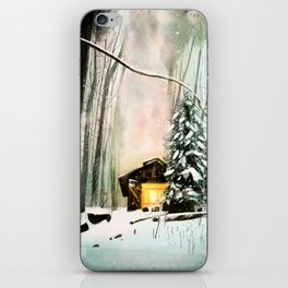 Snowed In iPhone Skin