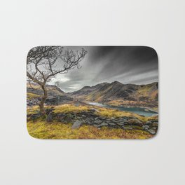 Peris Lake Snowdonia Bath Mat