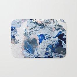 Paint Puddle #22 Bath Mat