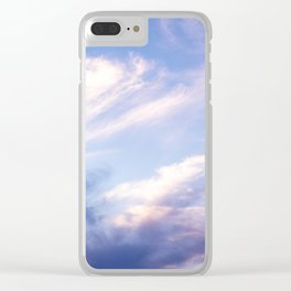 Sky High Clear iPhone Case
