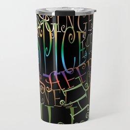 Graphic Spices Travel Mug