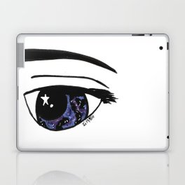 Galaxy Gaze Laptop & iPad Skin