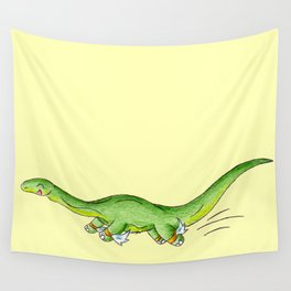 Pronto Bronto Wall Tapestry