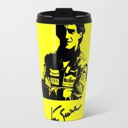 Senna Tribute Travel Mug