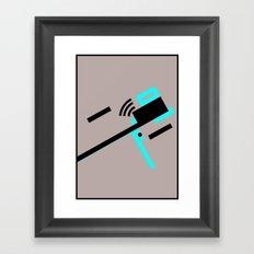 Gaming Framed Art Print