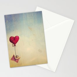 Lover letter Stationery Cards