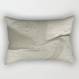 Rock Paper Rectangular Pillow